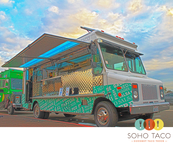 SoHo Taco Gourmet Taco Truck - Noble Ale Works - Anaheim - Orange County - CA