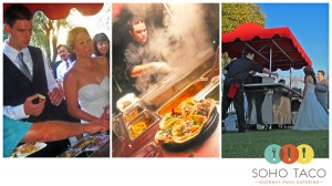 SoHo Taco Gourmet Taco Catering - Weddings - Orange County - Premier Bridal Show - Over The Top Wedding Giveaway