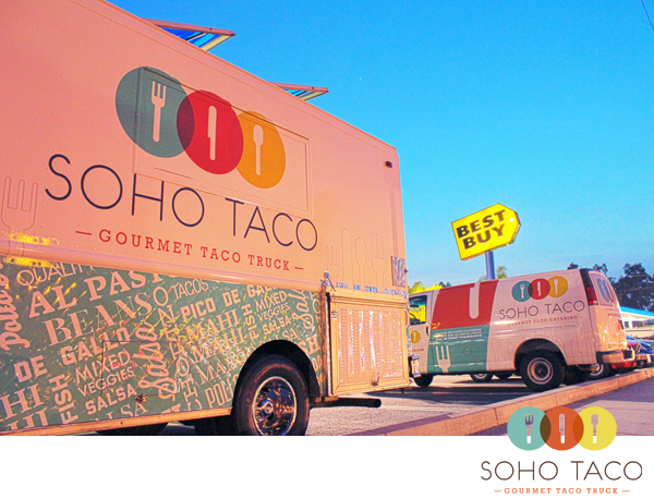 SoHo Taco Gourmet Taco Truck - Best Buy - Fullerton - Orange County - CA