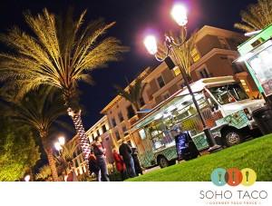 SoHo Taco Gourmet Taco Truck - The Park - Irvine - Orange County - February 24 2012
