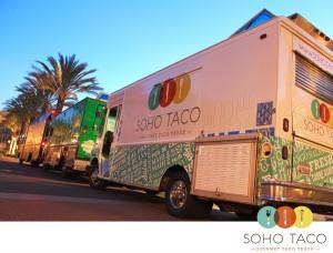 Soho Taco Gourmet Taco Truck - Proof Bar - Santa Ana - Orange County - CA - Anniversary - February - 2012 - pic
