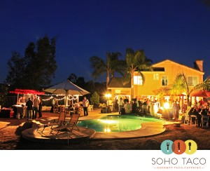 SoHo Taco Gourmet Taco Cart Catering - Weddings - Orange County - Los Angeles - Over The Top Weddings - Contest - Sweepstakes