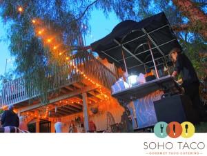 SoHo Taco Gourmet Taco Catering - Capistrano Beach - Orange County CA - March 2012 - Logo