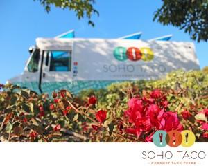 SoHo Taco Gourmet Taco Truck - Fullerton Best Buy - Fullerton - Orange County CA - Logo
