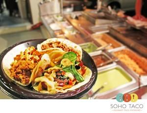 SoHo Taco Gourmet Taco Catering - Los Angeles - Orange County - Catering Cart & Tacos - Logo