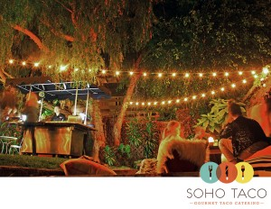 SoHo Taco Gourmet Taco Catering - Orange County - Los Angeles - June Events - Logo
