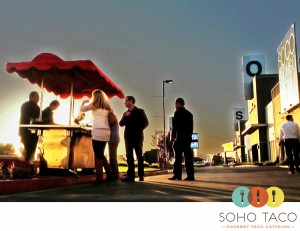 SoHo Taco Gourmet Taco Catering - SoCo Collection - Costa Mesa - Orange County - Bridal & Event Lounge - Logo