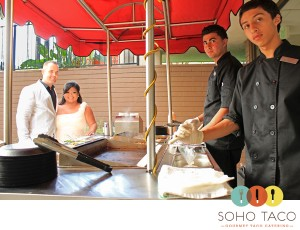 SoHo Taco Gourmet Taco Catering - Wedding Engagement Party - Orange County CA