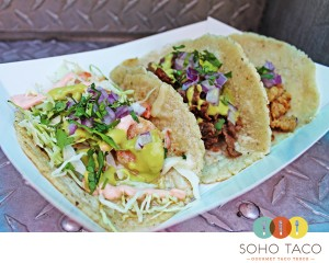 SoHo Taco Gourmet Taco Truck - Chili Cook Off - Irvine Lake - Silverado - Orange County - CA - Tacos