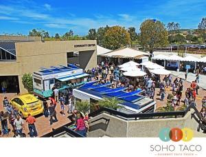 SoHo Taco Gourmet Taco Truck - Mariners Church - Irvine - Orange County CA - Logo