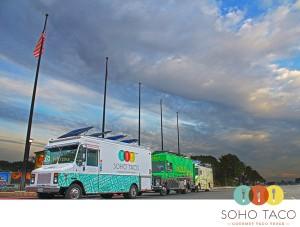 SoHo Taco Gourmet Taco Truck - OC Fair & Events Center - Costa Mesa - Orange County - CA - logo