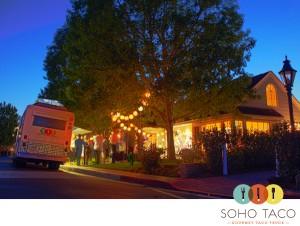 SoHo Taco Gourmet Food Truck - Newport Beach - Orange County CA - Private Catering Birthday Event