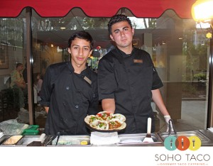 SoHo Taco Gourmet Taco Catering - Engagement Party - Orange County - CA - April - 2012 - Soho Taco Crew