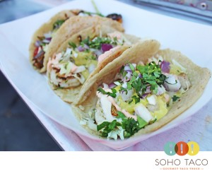 SoHo Taco Gourmet Taco Catering & Food Truck - OC Register - Best of Orange County Poll - lead photo