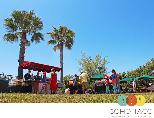 SoHo Taco Gourmet Taco Catering - The Club @ Rancho Niguel - Laguna Niguel - Orange County CA - Lead Photo 001
