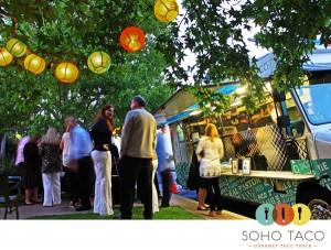 SoHo Taco Gourmet Taco Truck - Newport Beach - Orange County - CA - Private Catering Event