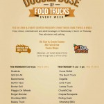 SoHo Taco Gourmet Taco Truck - OC Fair & Events Center - Costa Mesa - Orange County - Official Flyer - May 9 2012