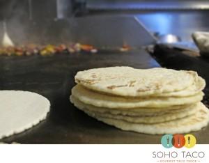 SoHo Taco Gourmet Taco Truck - Orange County - Tortillas Hechas A Mano