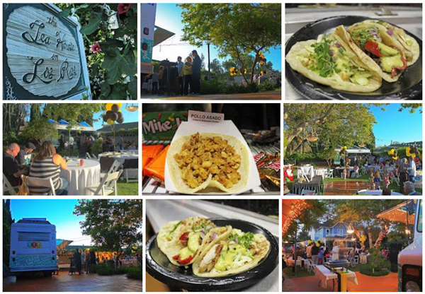 SoHo Taco Gourmet Taco Truck - Tea House on Los Rios - San Juan Capistrano - Orange County CA - Memorial Weekend Birthday Party - Google+ Album