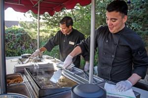 SoHo Taco Gourmet Taco Cart Catering - Newport Beach - Orange County - CA - Cooks