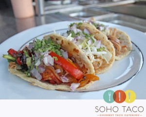 SoHo Taco Gourmet Taco Cart Catering - OC Weekly - Review - Huntington Beach - Orange County - CA
