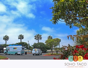 SoHo Taco Gourmet Taco Truck - Newport Dunes - Boat & RV Show - Newport Beach - Orange County CA