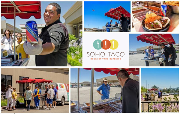 Soho Taco Gourmet Taco Catering - Southwest Airlines - Burbank - Los Angeles - CA - Google+