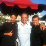 Soho Taco Gourmet Taco Catering - Sunset Beach - Orange County - Actor Edward James Olmos