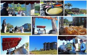 SoHo Taco Gourmet Taco Cart Catering - Wedding - Silverado Mansion - Orange County - Facebook