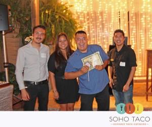 SoHo Taco Gourmet Taco Catering - The Hacienda - OC Brides - Santa Ana - Orange County CA