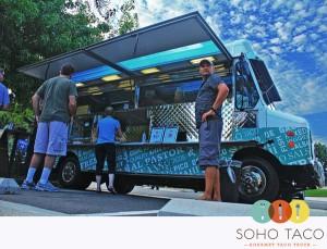 SoHo Taco Gourmet Taco Truck - Laguna Niguel - Orange County - CA