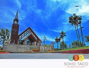 SoHo Taco Gourmet Taco Truck - Mariner's Church - Irvine - Orange County CA