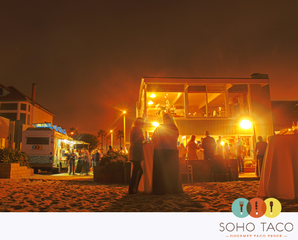 SoHo Taco Gourmet Taco Truck - Newport Beach - Orange County - Private Food Truck Catering