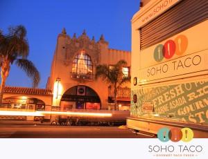 SoHo Taco Gourmet Taco Truck - Proof Bar - Santa Ana - Orange County - CA