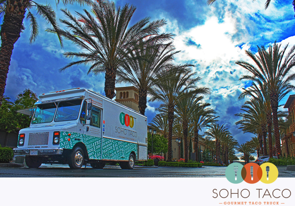 SoHo Taco Gourmet Taco Truck - The Park Apartment Homes - Irvine Spectrum - Irvine - Orange County CA