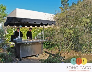 SoHo Taco Gourmet Taco Catering - Irvine - Orange County - CA