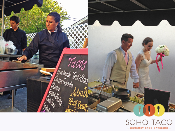 SoHo Taco Gourmet Taco Catering - Wedding - Rolling Hills Estates - Los Angeles - CA - Main