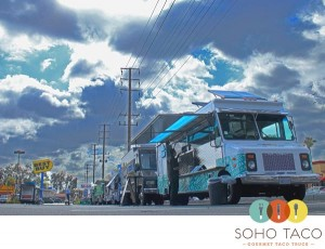 SoHo Taco Gourmet Taco Truck - Best Buy - Fullerton - Orange County CA