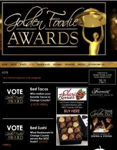 SoHo Taco Gourmet Taco Truck - Golden Foodie Awards