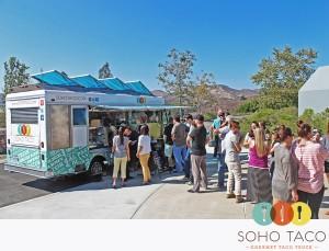 SoHo Taco Gourmet Taco Truck - Oakley Headquarters - Foothill Ranch - Orange County CA