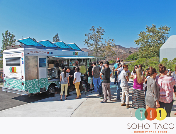 SoHo Taco Gourmet Taco Truck - Oakley Headquarters - Foothill Ranch - Orange County CA