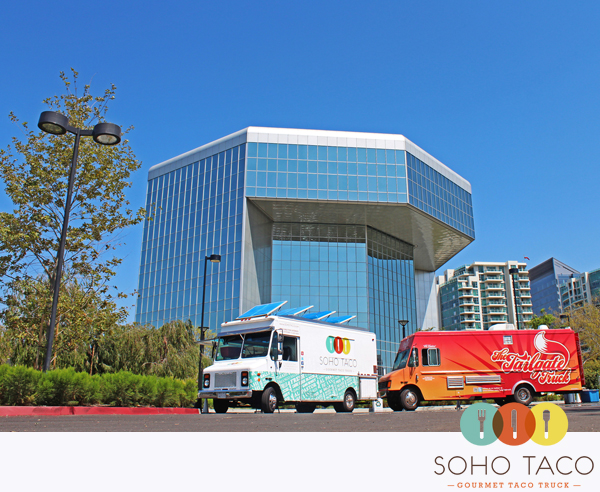SoHo Taco Gourmet Taco Truck - Park Place Business Center - Irvine - Orange County CA