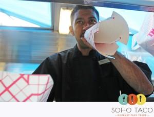 Soho Taco Gourmet Taco Truck - Orange County CA - Main