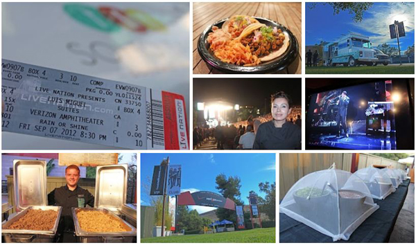 SoHo Taco Gourmet Food Truck - Verizon Wireless Amphitheatre - Irvine - Orange County - CA - Facebook
