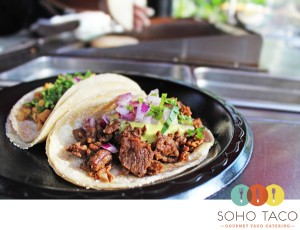SoHo Taco Gourmet Taco Catering - Aliso Viejo - Orange County - CA