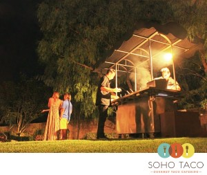 SoHo Taco Gourmet Taco Catering - Ladera Ranch - Orange County CA