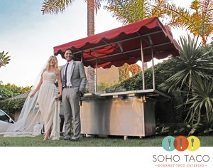 SoHo Taco Gourmet Taco Catering - Wedding - Laguna Beach - Orange County CA