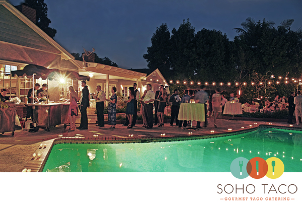 SoHo Taco Gourmet Taco Catering - Wedding - Lakewood - Los Angeles CA