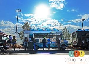 SoHo Taco Gourmet Taco Truck - Irvine - Orange County - CA - Flavorful Fridays