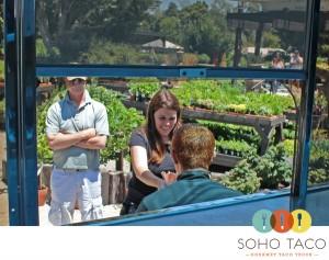 SoHo Taco Gourmet Taco Truck - Rogers Gardens - Newport Beach - Orange County CA